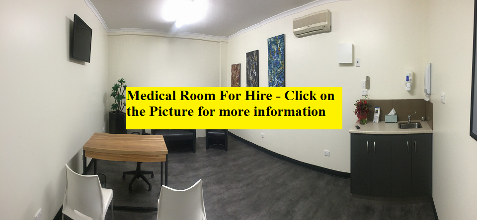 Medical Room for Hire